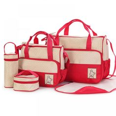 Cheap fashion nappy bag, Buy Quality nappy bags directly from China baby diaper bags Suppliers: Baby Diaper Bag Suits For Mom Baby Bottle Holder Fashion Mother Nappy Bags Sets Fashion Mummy Bag 8 Color Baby Bags For Mom, Baby Nappy Bags, Nappy Changing Bags, Changing Pad, Nappy Backpack, Backpack Bags, Messenger Bags, Travel Backpack, Mama Baby