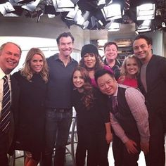 By far my fav programme.  #YoungandHungry