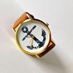 Relógio âncora