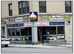 Sultan's Market - [Chicago, IL] - [Middle Eastern] - Wicker Park Neighborhood