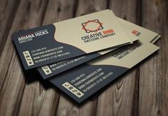 50+ Business Card Templates PSD and AI - Free Download