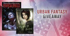 #Giveaway – Win Any #UrbanFantasy Novel! #kindle #amreading