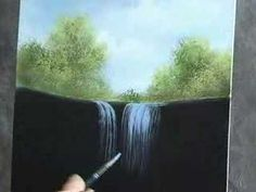 Oil Painting Lesson - Wilson Bickford - Waterfall