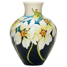 Moorcroft vase: Spring Dancers by Kery Goodwin