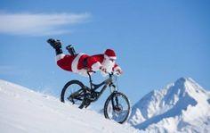 skilled Santa