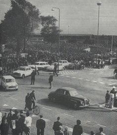 Sportpark loopt leeg 1966