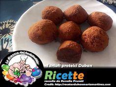 Tartufi proteici Dukan - Proteine in polvere - La dispensa del bodybuilder