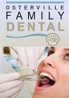 Cape cod Daily Deal with Osterville Family Dental - offering personalized preventive and restorative dental services for patients of all ages. We also partner with board certified specialists to provide comprehensive specialized care. Whether you are due for a wellness check or you are interested in our services, your first visit with us will begin with a meet and greet, an informal discussion of your lifestyle and your needs. $90 http://www.capecoddailydeal.com/