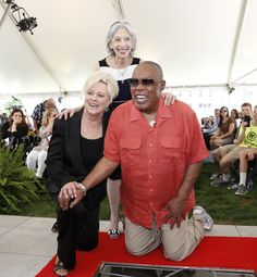 The legendary Sam Moore receiving the 71st star on the Music City Walk of Fame in Nashville, Tennessee, alongside the country great Connie Smith. #Nashville #MusicCity #MusicCityWalkofFame