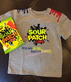 993a9e0ef Sour patch kids tee, first sour then sweet, Toddler shirt, wild child, boy,  funny shirt, funny toddler boy shirt, sour, sweet