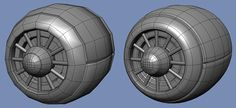 FAQ: How u model dem shapes? Hands-on mini-tuts for mechanical sub-d AKA ADD MORE GEO - Polycount Forum