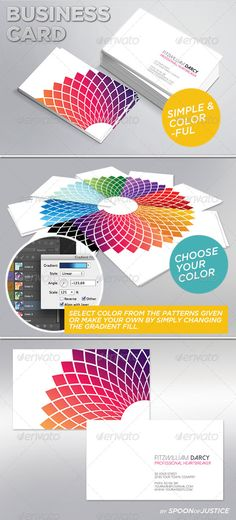 Simple and Colorful   #GraphicRiver