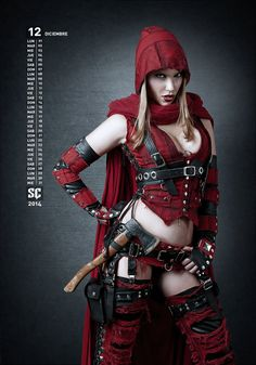 Red hood bounty hunter Diciembre by lasupercharger.deviantart.com on @deviantART
