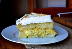 must try passion fruit coconut cake; the moistest, richest coconut cake (made with a lot of butter, oil, coconut milk and sweet shredded coconut) filled with an amazing rich creamy passion fruit curd (made with coconut cream); covered in torched meringue