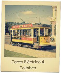 Coimbra Tram, 1970