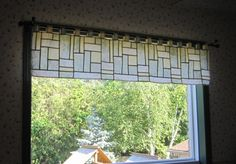 Pojagi window valance