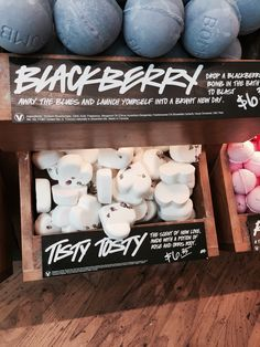 Tisty tosty is one of my favourite bath bombs and blackberry bath bomb they both smell amazing