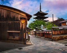 Photograph Yasaka Pagoda in Kyoto by Andrey Omelyanchuk on 500px