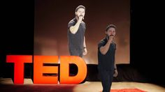 Shia LaBeouf gives the most intense TED Talk on motivation ever