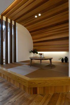 三郷住宅展示場_タタミパーク Asian Interior, Saitama, Japanese Style, Interiors, House, Ideas, Home Decor, Homemade Home Decor, Home