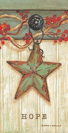 Star 1 Printable modpodge or scrapbooking