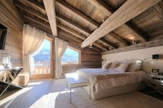 Four Attic Renovation Ideas Attic Renovation, Attic Remodel, Chalet Modern, Chalet Interior, Attic Bedrooms, Loft Room, Dream Rooms, Rustic Interiors, Wood Design