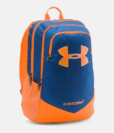 Shop Under Armour for Boys  UA Storm Scrimmage Backpack in our Unisex-Youth  Backpacks eb49055cbbf3f