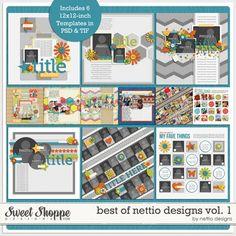 Best of Nettio Designs Vol. 1 by Nettio Designs