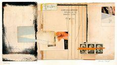 Melinda Tidwell   Vintage Discarded Books inspiration