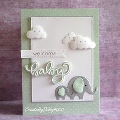 A Scrapjourney: Sweet Elephants