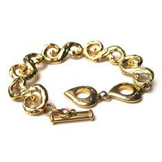 Vintage Yves Saint Laurent bracelet