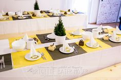 Geburtstags-Tischdekoration Table Decorations, Furniture, Home Decor, Birthday Celebrations, Invitations, Table, Decorations, Homemade Home Decor, Home Furnishings