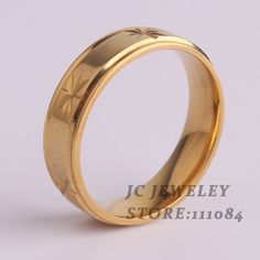 Find More Rings Information about decorative pattern flower gold stainless steel ring,High Quality steel belly ring,China steel finger ring Suppliers, Cheap ring steel from Chinese Jewelry Factory,Wholesale From Yiwu China on Aliexpress.com