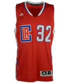 adidas Men's Blake Griffin Los Angeles Clippers New Swingman Jersey - Pink XXL
