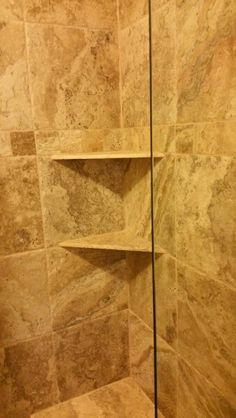 Tile Shower With Gl Enclosure By Flooring Granite Direct In Louisville Ky 502