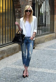 Relaxed and Chic.