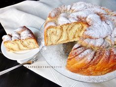 Raspberrybrunette: Twister s orechami a tvarohom Chocolate Dome, Czech Recipes, Bread And Pastries, Cooking Tips, Cookie Recipes, French Toast, Good Food, Food And Drink, Treats