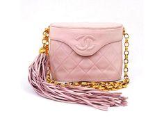 Chanel Valentine Pink Bag Spring 2014