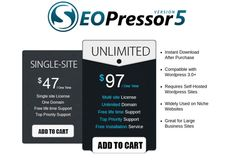 An Ultimate Review on SEOPressor [Version 5]: Best SEO Plugin for WordPress