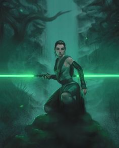 The new Jedi will rise    Art by K31TH-F by starwars