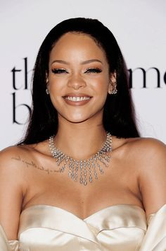 """ Rihanna attends 2nd annual Diamond Ball in Santa Monica, California """