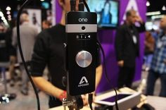 Apogee One for iOS and Mac.... Want....