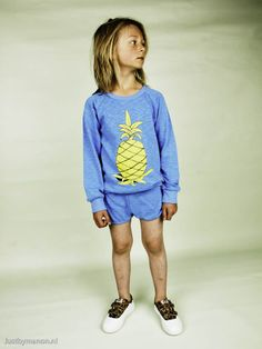 Mini Rodini summer 2014 - ananas print