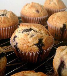 Healthy Berry Blue Muffins @pricepointshop