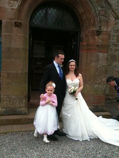 Gareth and Davina 2012