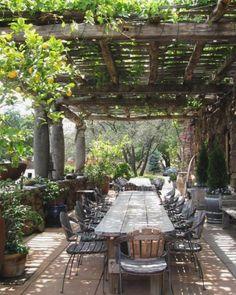 Patio Roof, Pergola Patio, Pergola Kits, Pergola Ideas, Patio Table, Arbor Ideas, Backyard Patio, Patio Ideas, Backyard Landscaping