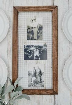 s 16 things you didn t know you could do with chickenwire, Display your photos in a unique way