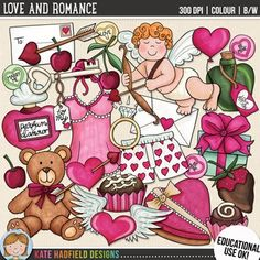 Valentine's Day Clip