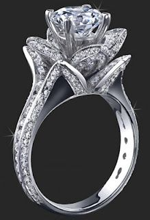 I want this rose diamond ring