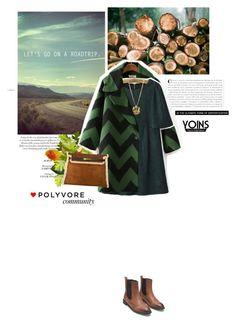 """""""Ho aspettato a lungo.. Qualcosa che non c'è."""" by crilovesjapan ❤ liked on Polyvore featuring Hermès"""
